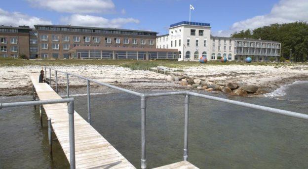 Hotel Nyborg Strand | Hoteller Nyborg