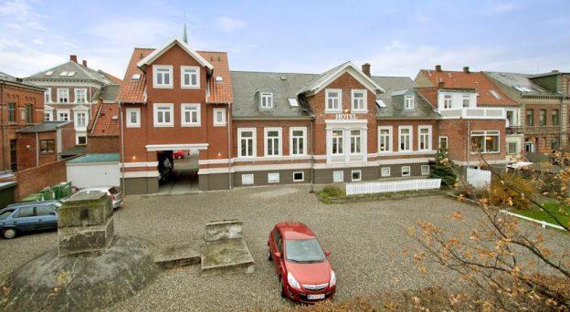 Hotel Villa Gulle Nyborg | Hoteller Nyborg